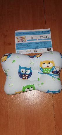 Poduszka ortopedyczna dla niemowlaka Good Head
