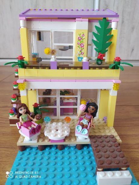 lego friends letni domek stephanie
