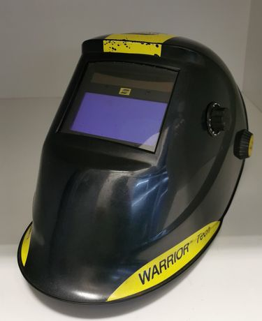Kask spawalniczy Warrior Tech