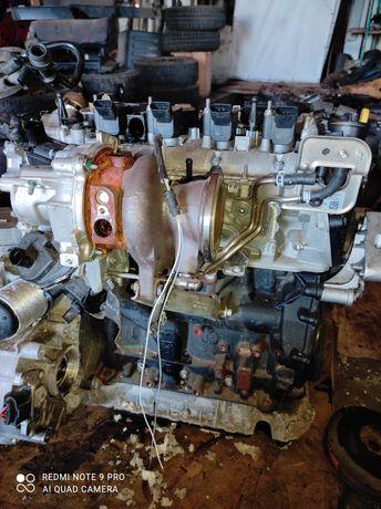 Двигатель 2.0 tfsi tsi 2018г DKZ Seat Leon 3, Audi A3, Golf 7, Skoda