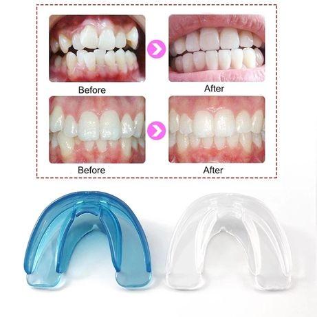 Sprzedam nowe nakładki na zęby- prostowanie uzębienia
