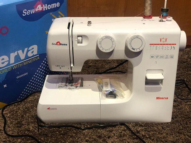 Швейная машина MINERVA Sew4Home, Машинка для Шитья