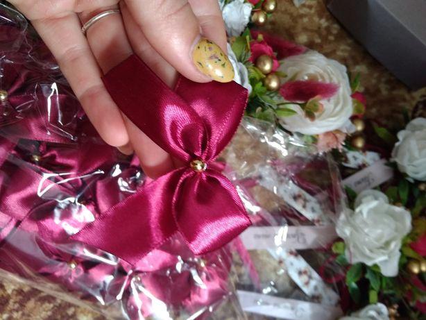 Бутоньєрки на весілля