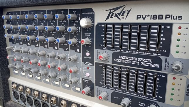 Продам Peavey PV i8B и АС SoundKingF1040