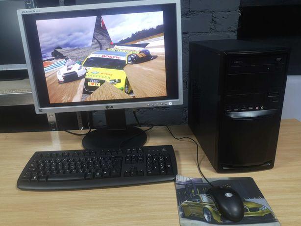 Компьютер игровой i5 2400 8Gb HDD 500Gb ПК Системный блок бу
