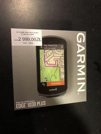 Garmin edge 1030 plus Nowy