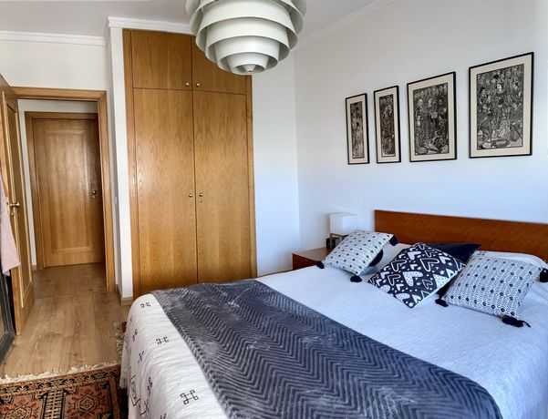 Mobilia quarto casal cerejeira