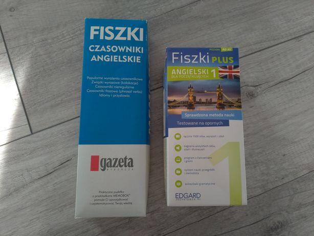 Język angielski fiszki dla początkujących A0-A1