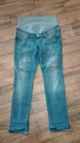 Spodnie ciążowe H&M mama roz 46