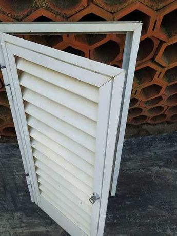 Porta / janela / Persiana exterior de aluminío