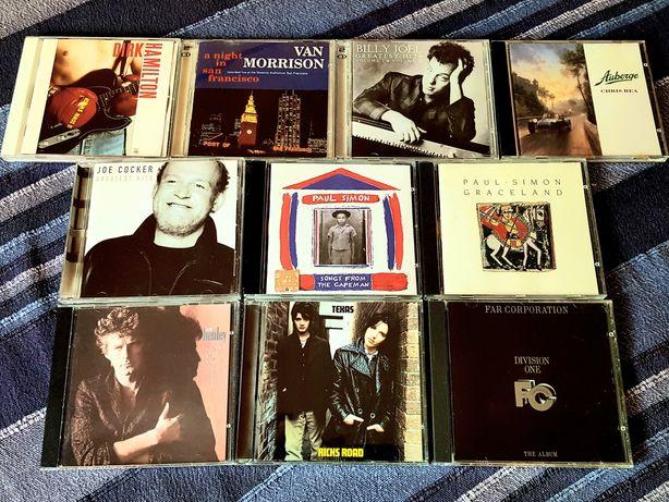 Lote de 10 CDs - Soft Rock (Portes Grátis)