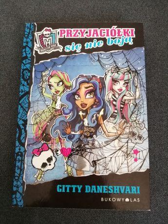 Monster High- Przyjaciółki się nie boją