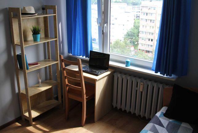 Wynajmę pokój w Katowicach blisko UE, przy ul. Boh. Mt. Cassino