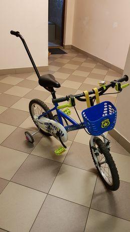 Rowerek dziecięcy czterokołowy