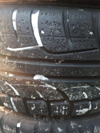 Opony zimowe BMW