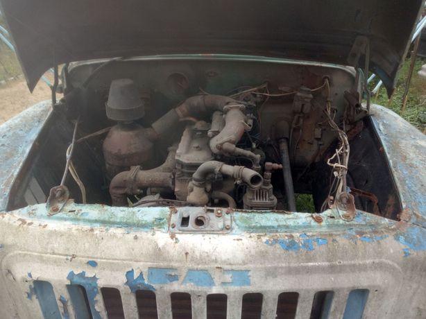 По запчастинам ГАЗ 53