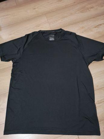 Koszulka bluzka krótki rękaw męska XXL MOUNTAIN WAREHOUSE grafitowa