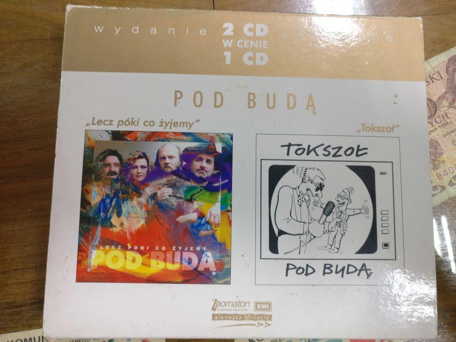 Pod budą. Płyta CD Warszawa - image 1