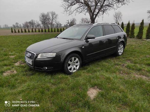 Audi A4 B7 2007r