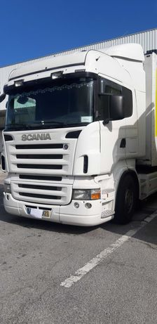 Tractor Scania R 480