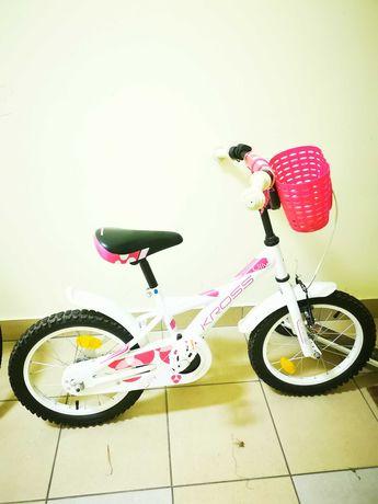 Kross Lilly - rowerek dziecięcy