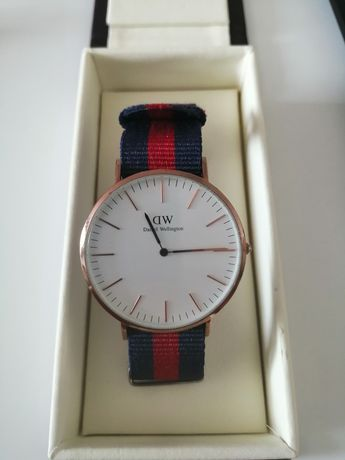 Zegarek męski DW dwa paski
