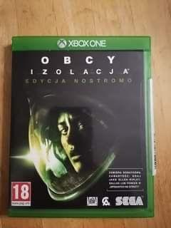 Obcy Izolacja Xbox One
