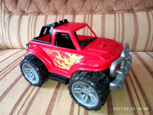 Машинка детская джип