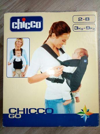 Рюкзак-кенгуру Chicco Go