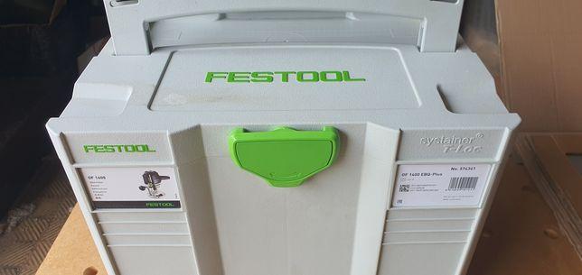 Festool system do łączenia blatów z frezem diamentowym