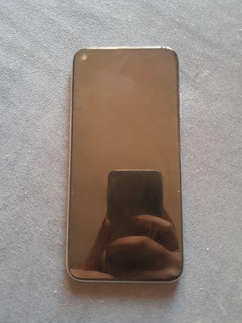 Huawei p40 lite com película de silicone + capa
