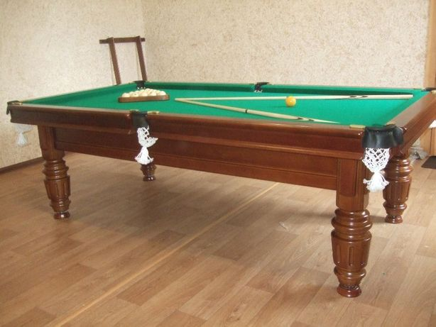 Новый Надёжный Бильярдный стол Производство Більярдний стіл
