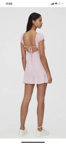 Новое шикарнейшее платье  XS-S Pull&Bear Zara