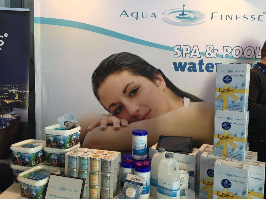 aquafinesse como tratar agua da spa jacuzzi cascais piscinas e spas Cascais E Estoril - imagem 1