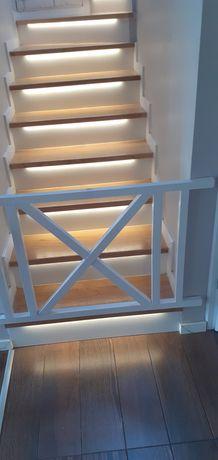 Bramki na schody zabezpieczające BIEL 3 gratis