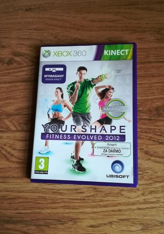 Fitness Evolved 2012 Kinect Xbox 360