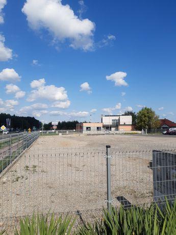 Wynajmę plac 1000 m2 , utwardzony Skaryszew ul.Słowackiego/Złota 2