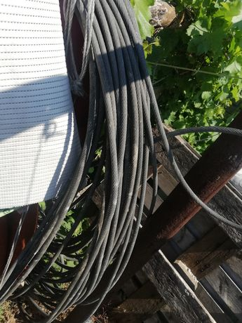 Linka stalowa - 12 mm grubości, możliwość sprzedaży na metry