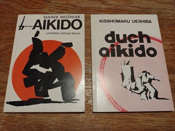 Aikido książki