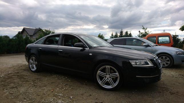 Audi a6c6 2.7 TDI 180km