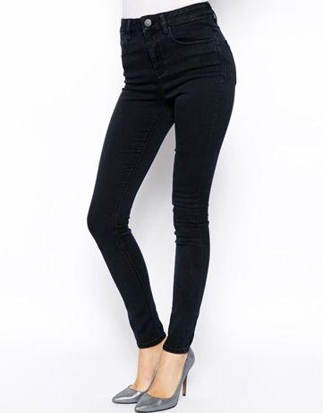 Женские темные джинсы,черные джинсы,штаны женские