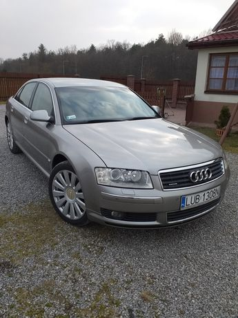 Audi A8 D3 4.2 MPI LPG