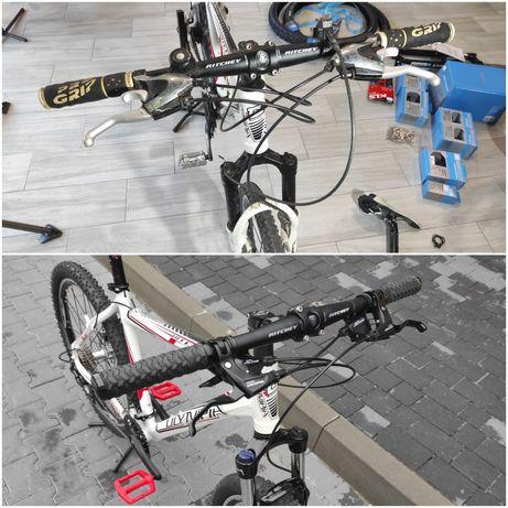 Побудова, кастом, відновлення велосипедів з рами, Велосипед