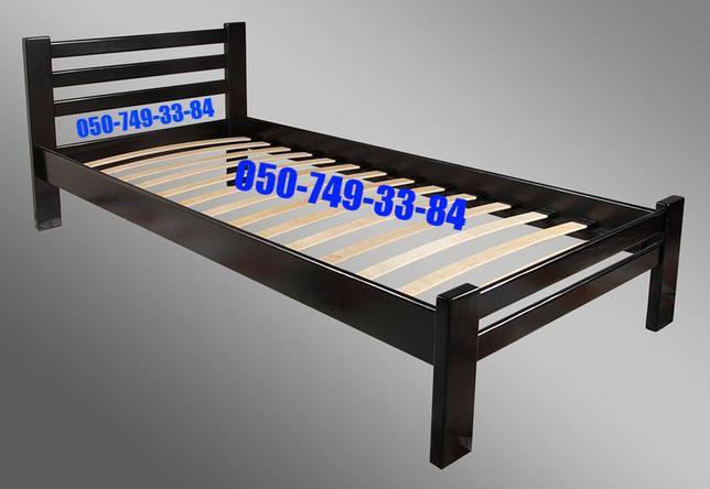 *Классика*Односпальная кровать с ольхи (1900*800).Акция есть