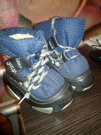 Сапоги, ботинки демар demar