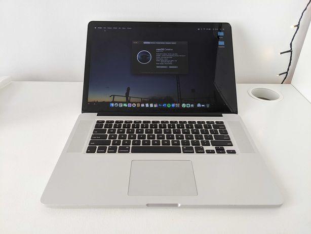 MacBook Pro Retina 15 2013 | Geforce 2GB | 500gb SSD | 4h BATERIA