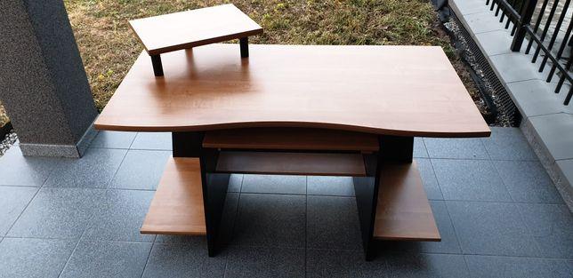 Biurko komputerowe stół