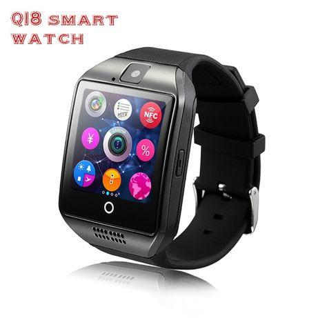 Smartwatch Q18 Zegarek Czarny