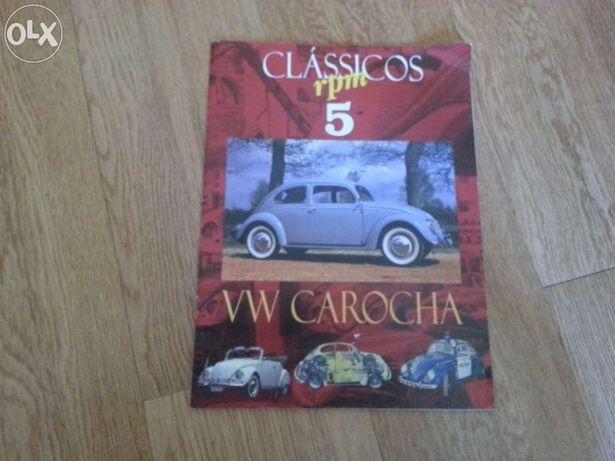 Brochura VW Carocha