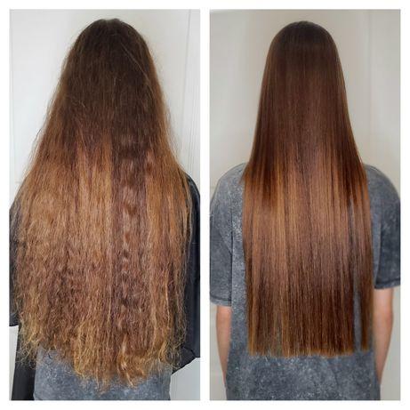 Кератин +питание Ботокс Биксипластия Восстановление волос выезд на дом